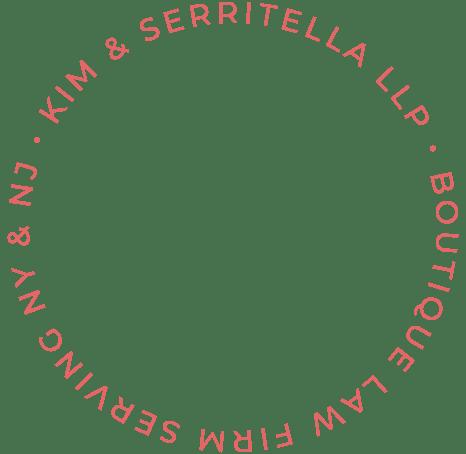 Kim Serritella LLP Boutique Law Firm Serving NY & NJ circle graphic
